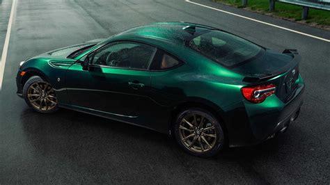 toyota  hakone edition  stunning  green autotribute
