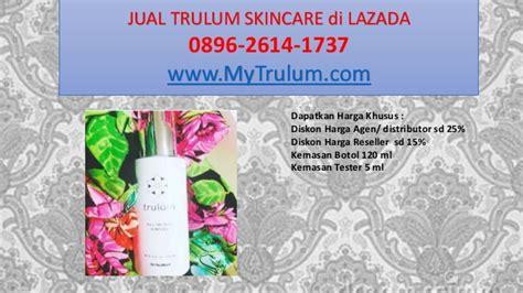 Rd Di Lazada jual trulum skincare di lazada 0896 2614 1737