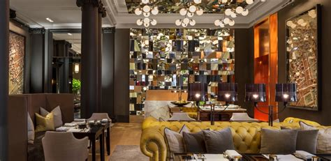 New Menu For Rosewood London's Mirror Room Embroidery Christmas Ornaments Horton Cocktail Party Appetizers Ornament Photo Cards Staff Invitation Templates Radio City Texas Longhorn Long Dresses For