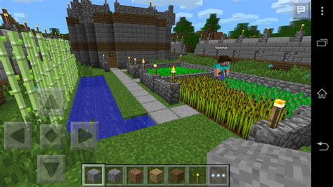minecraft pocket edition  apk  android