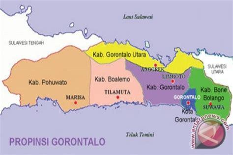 bone bolango gorontalo utara sepakati batas daerah