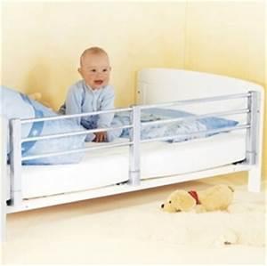 Lit D Enfant Avec Barrière : lit bebe sans barreaux ~ Premium-room.com Idées de Décoration