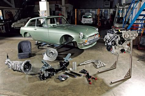 News : 'New' MGB to be unveiled next month - AROnline ...