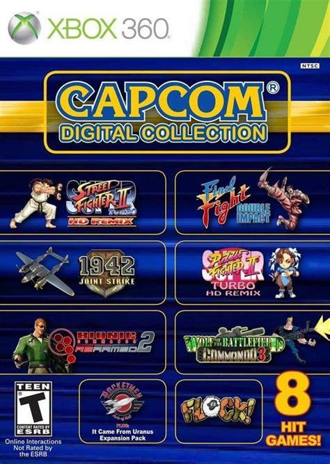 Sumérgete en el mundo de too human, un juego épico de acción para xbox 360 del famoso desarrollador silicon knights. Capcom Digital Collection (Region Free) (Multilenguaje ...
