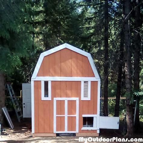 diy  chicken coop myoutdoorplans  woodworking