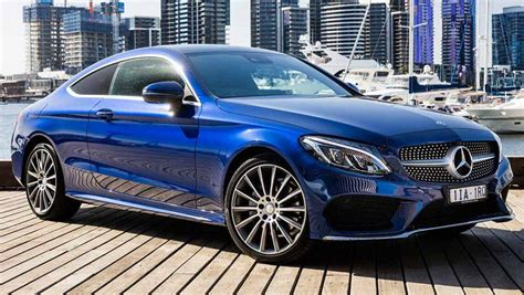 2016 Mercedes-benz C300 Coupe Review