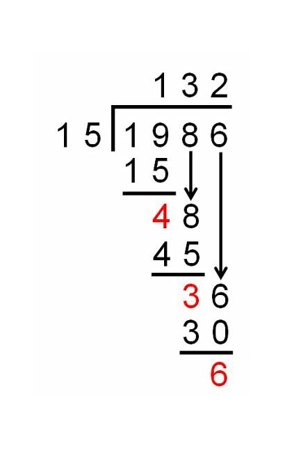 Division Fraction Remainder Write Final Formal Edplace