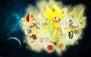 Super Sonic Wallpapers - Wallpaper Cave