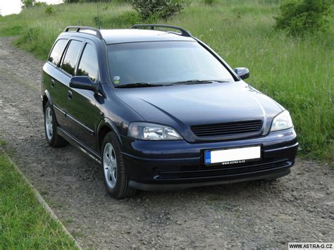 Opel Astra Caravan by 2003 Opel Astra Caravan 2 2 Related Infomation