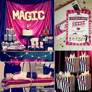 Magic Birthday Party For Kids