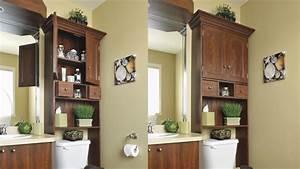 Meuble Rangement Salle De Bain But : meuble de rangement pour la salle de bains r novation ~ Dallasstarsshop.com Idées de Décoration