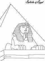 Pyramid Giza Drawing Pyramids Coloring Egyptian Pages 3d Getdrawings sketch template