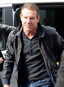 Dennis Quaid Picture 37 - Dennis Quaid Sighting at Global ...