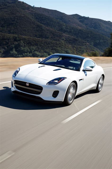 2019 Jaguar F Type Is Designed With Standard Torque