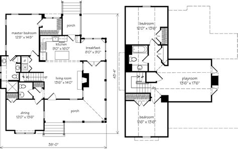 southern home floor plans top southern living cottage floor plans best home design