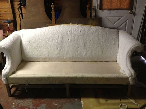 how to reupholster a settee 1000 ideas about sofa reupholstery on