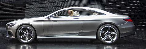 concept car mercedes concept classe  coupe