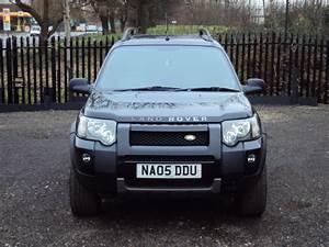 Land Rover Freelander Td4 : land rover freelander 2 0 td4 hse s w diesel 4wd 5 door sat nav leather seats extras long mot f ~ Medecine-chirurgie-esthetiques.com Avis de Voitures