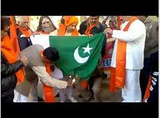 Burning Pakistan Flag YouTube