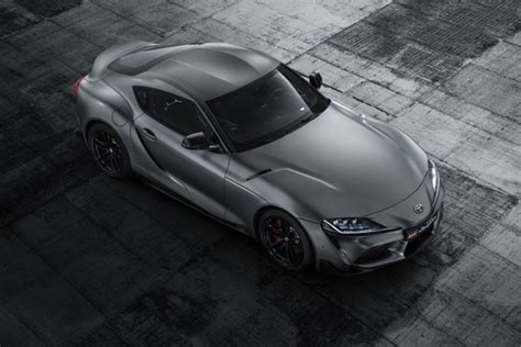 New Toyota Gr Supra Shown Off On Video
