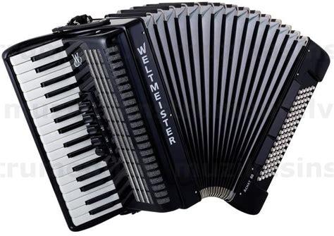 Weltmeister Achat 34/80/III/5/3 Black akordeons ...