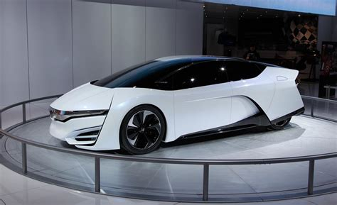 2020 Honda Fcev by Honda Fcev Concept Listo Para 2015 Lista De Carros