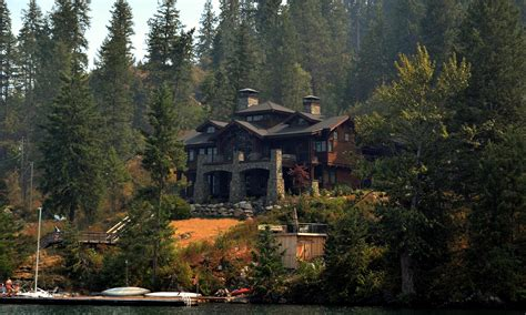 cabin house plans mountain architects hendricks architecture idaho