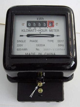 single phase kwh meter power meter energy meter watt hour meter dd17 series ck china