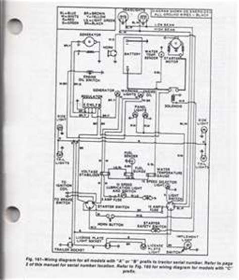 Solved Need Wiring Diagram For Ford Tractor
