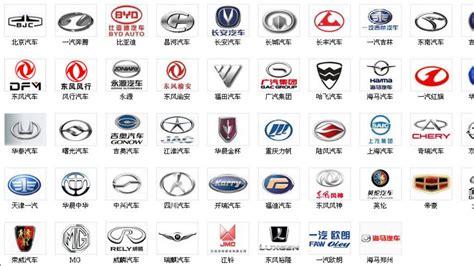 Chinese Car Brands 中国汽车品牌