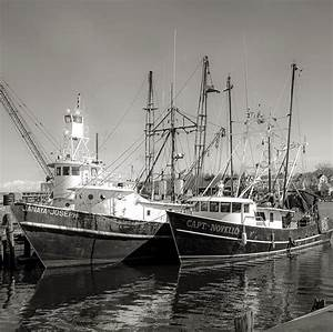 #gloucester #harbor #massachusetts #commercial #fishing # ...