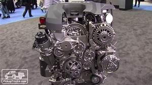 Cutaway Views Of The 2 8 Duramax Engine