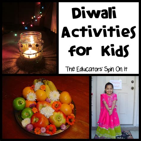 diwali activities for preschoolers learning about diwali with the educators spin on it 468