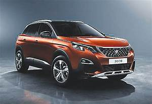 3008 Suv 2016 : peugeot introduces advanced 3008 suv k k gist ~ Medecine-chirurgie-esthetiques.com Avis de Voitures