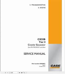 Case 721e 821e Tier 3 Loader Operators Manual