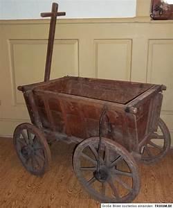 Bollerwagen Aus Holz : alter holz handwagen kastenwagen leiterwagen bollerwagen ebay ~ Yasmunasinghe.com Haus und Dekorationen
