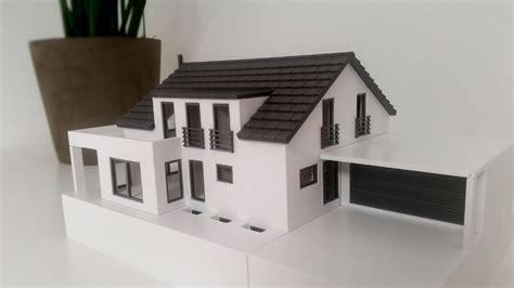 3d Druck Gebäude by Architekturmodelle Aus Dem 3d Drucker Danstec