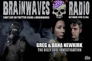 #Brainwaves Episode 63: Paranormal Investigators Greg and ...