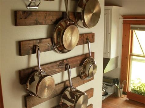 Clever Ways To Store Pots And Pans
