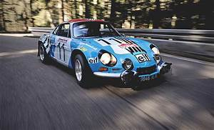 A Cross-Border Love Affair with the Alpine A110 • Petrolicious