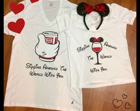 Birthday Shirts Disney World