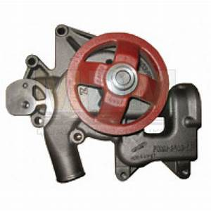 Water Pump For Ford New Holland  87800714   Engine  Power Star