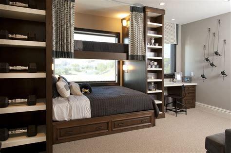 Hamptons Inspired Luxury Kids Boys Bedroom Before and