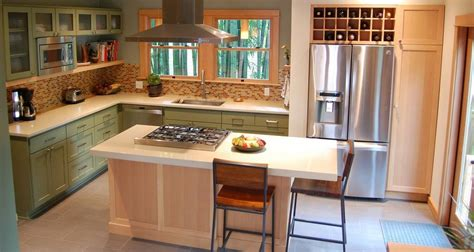 open kitchen cupboard ideas where would you place the fridge in your home