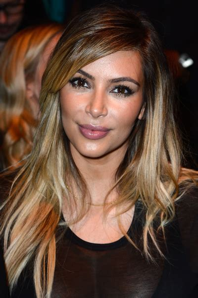 The Evolution of Kim Kardashian's Hair, in Pics | StyleCaster
