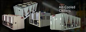 Trane Commercial Air Cooled Chillers Arlington Virginia ...