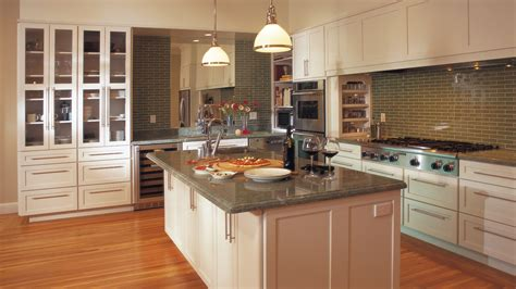 White Cupboard Kitchen by White Shaker Cabinets In A Contemporary Kitchen Omega