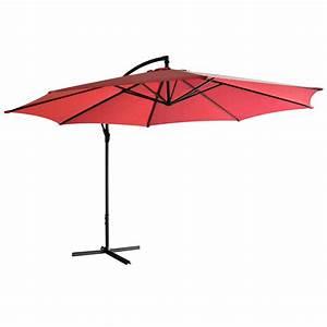 Sonnenschirm 350 Cm : sonnenschirm freischwebend in 7 farben jalano ampelschirm 350 cm kurbel schirm ebay ~ Buech-reservation.com Haus und Dekorationen