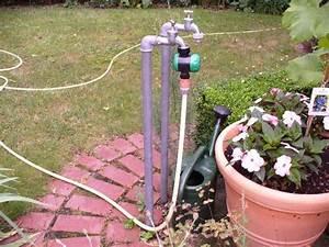 Wasseranschluss Garten Nachträglich : wasseranschluss au en im garten bauforum auf ~ Markanthonyermac.com Haus und Dekorationen