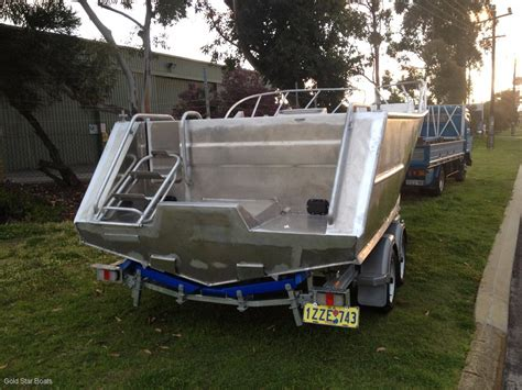 Aluminium Boats For Sale Perth Wa by New Goldstar 6000 Runabout Power Boats Boats For